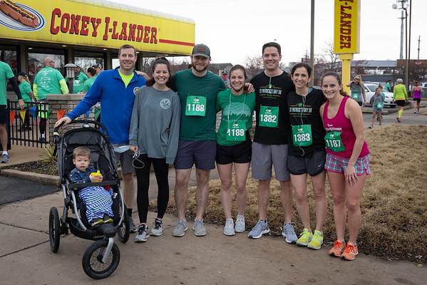 2021 St. Patrick's Day Run