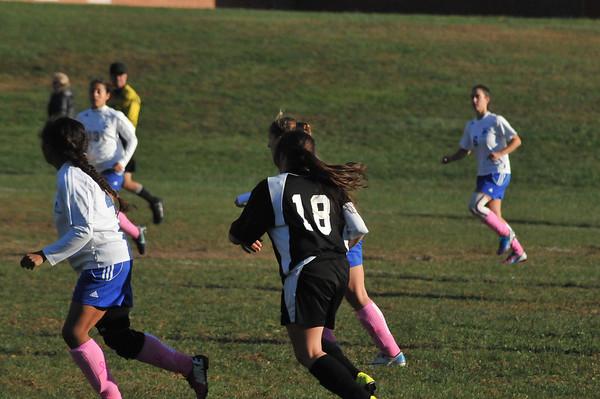 MHCA Soccer v Cedar Grove 25Oct13