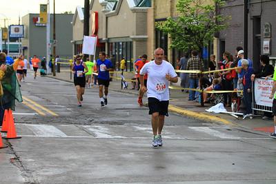 Finish, Gallery 3 - 2013 Oak Apple 10K Run