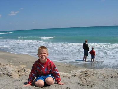 Florida, Spring 2004