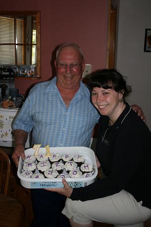 Joe's Birthday & Mother's Day