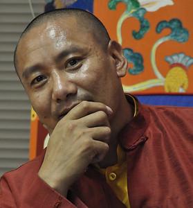 Geshe Tenzin Yeshe Retreat Houston 2011