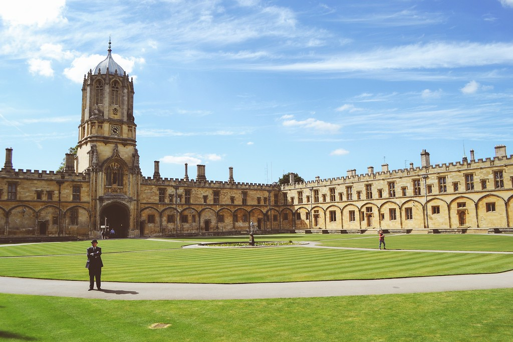 25 Best Places to Visit in England - Oxford