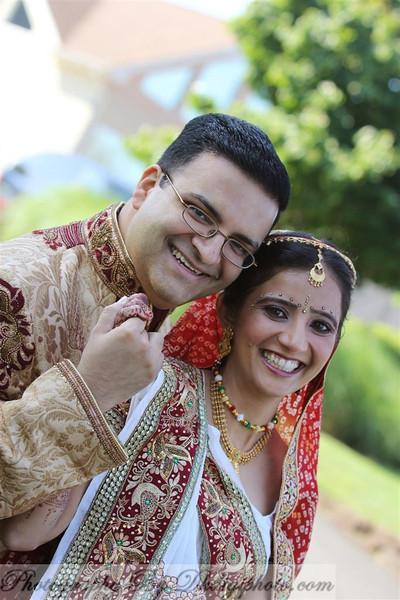 Sunil-Dhruti Wedding