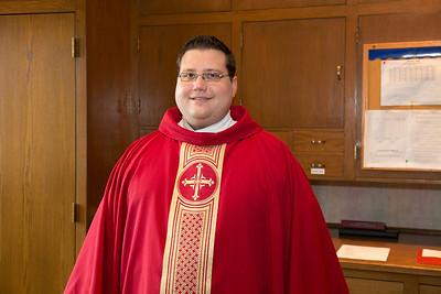 Fr. Ed Suszynski Farewell Mass