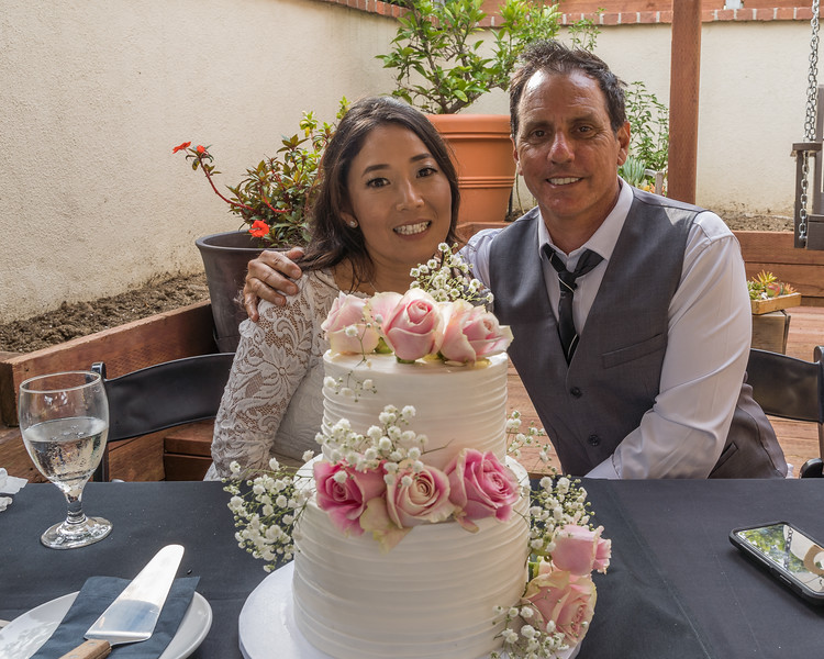 Zac & Mayumi's Wedding