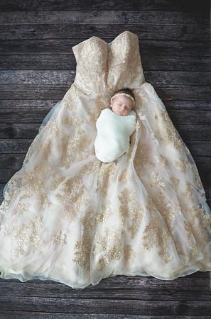 Newborn Luella Rose