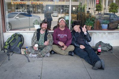 Homeless in Birmingham Alabama