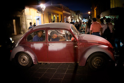 VW Beetles of Mexico