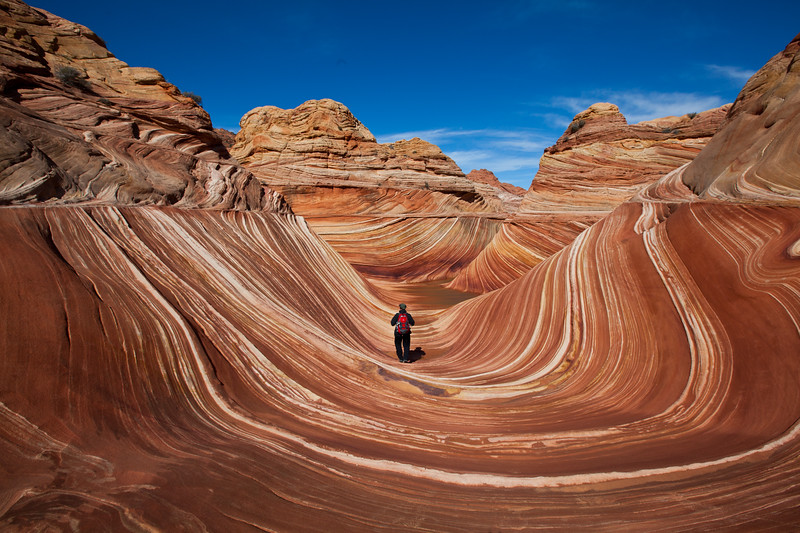 The Wave, North Coyote Buttes, Az.