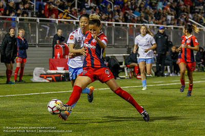Washington Spirit v Chicago Red Stars (28 April 2018)