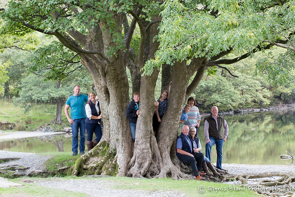 Buttermere - Family Shoot
