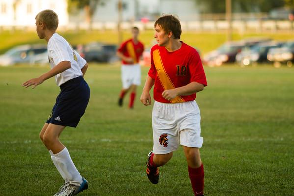 CHS JV Soccer 2013