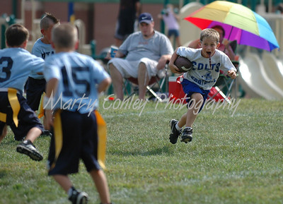 2008 Russell JFL Flag Football 9/20/08