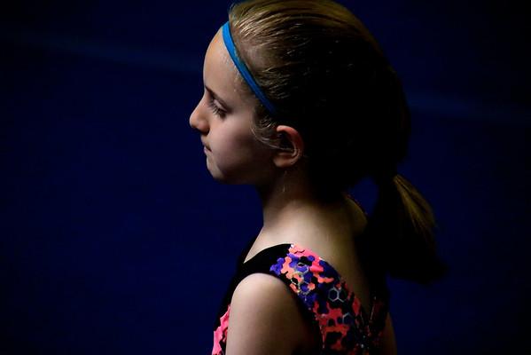 Jordan's First Gymnastics Show