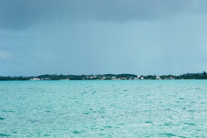 View of Eleuthera Island - Eleuthero is Greek for Freedom