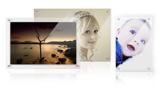 Acrylic Panel Pictures / Acrylic Blocks