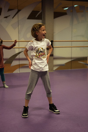 Streetdance 8-9 jr