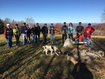 November 19 Saturday Hike