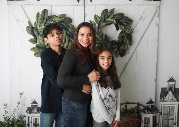 Maribel & kids