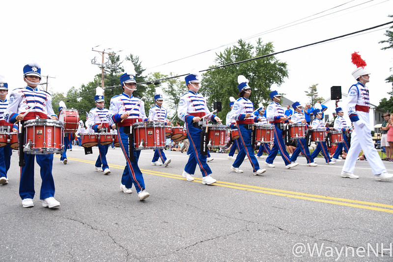 2017 Londonderry Old Home Day Parade