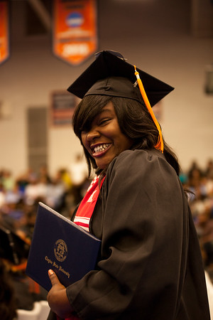 Clayton State Spring Commencement 2014 (9:00am)