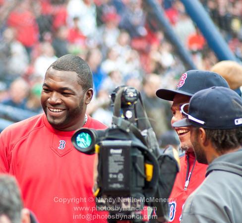 Yankees v Sox