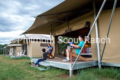 Philmont Deluxe Tents