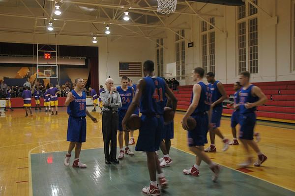 PG Basketball vs. Massanutten