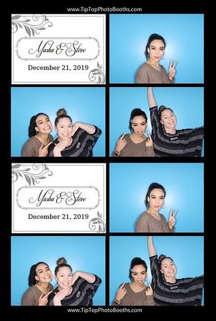 Masha & Steve's Wedding