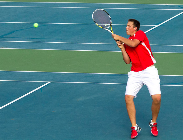 Goshen vs. Warsaw Tennis