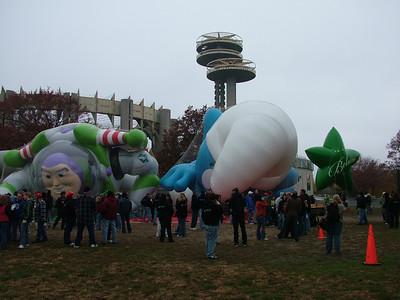 Macys Balloonfest 2008