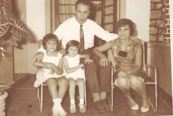 Andrada - Familia Beato ( filhas Teresa e Ruth)