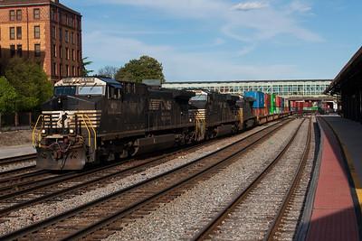 29G Portlock Yard, Norfolk, VA to North Yard, Detroit, MI