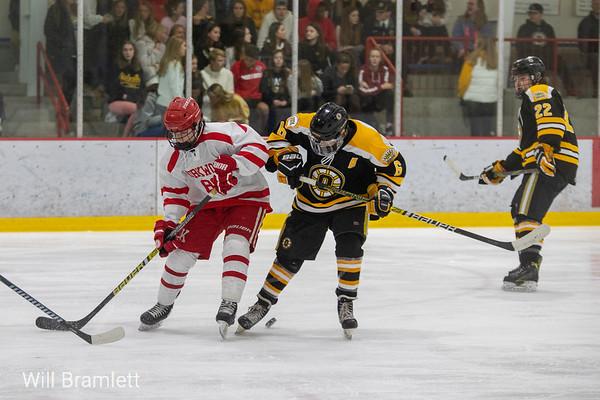 Ice Hockey: Kirkwood vs Oakville