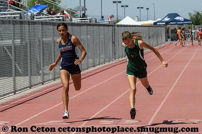 2017 Chandler City Girls 100m