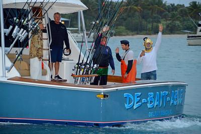 Day 2 Morning - Sailfish Marina
