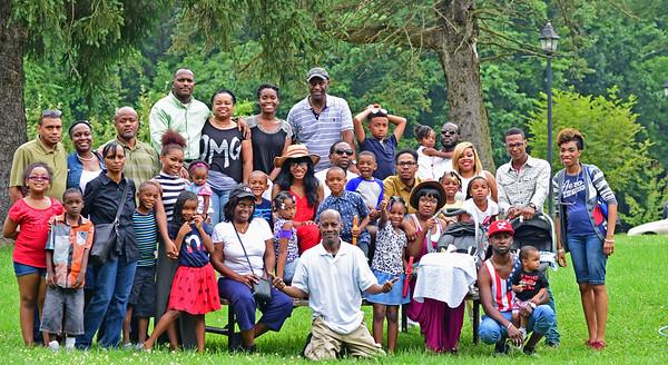 2015 Jones Family & Friends Get Together