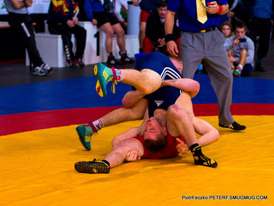 FreeStyle International Wrestling Cup Krasnik november 2014 Part 1
