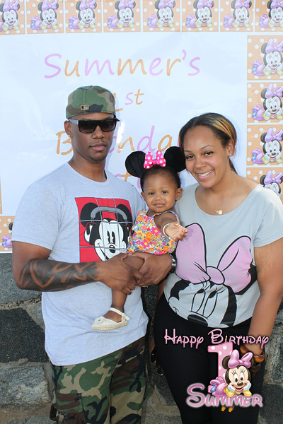 Summer's 1st B-Day
