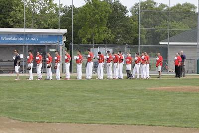 2015-06-14 Saugus Wings vs Show Baseball