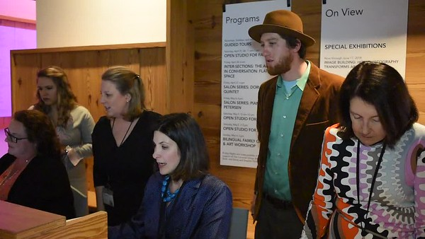 Parrish Arts Museum Spring Fling 2018 in Water Mill on 4-21-18. all photos by Rob Rich/SocietyAllure.com ©2018 robrich101@gmail.com 516-676-3939