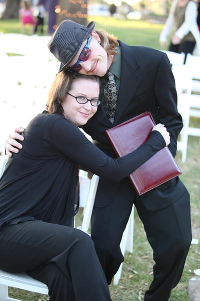 Nathan & Brandi - After Ceremony