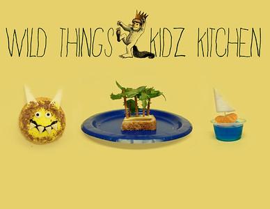 Wild Things Kidz Kitchen - March 2016