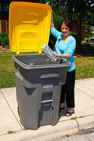 Kannapolis Rolls Out Recycling
