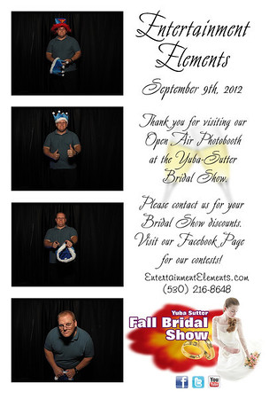 2012 Fall Bridal Show Photos