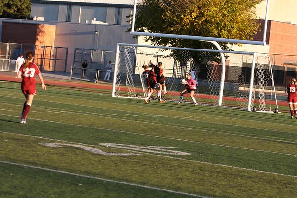 Girls soccer 12-11-2010