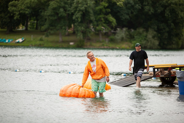Chamber Pumpkin Festival Boat Races