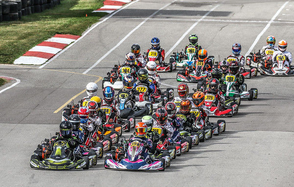MRFKC Round 2 Race 4 2020