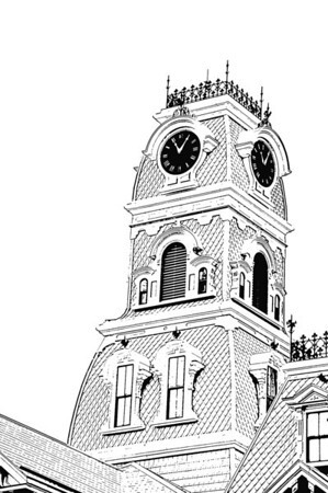 A Study of the Courthouse